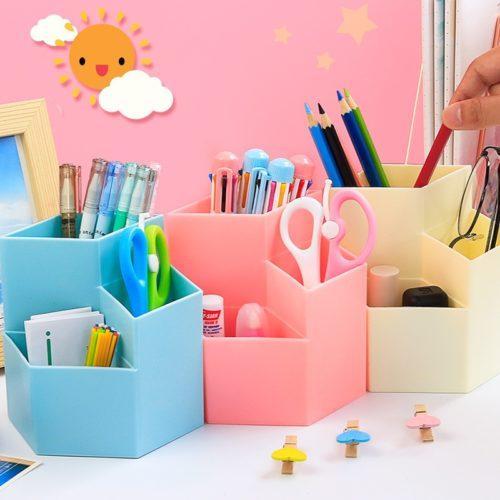 Pen and Pencil Holder Organizer