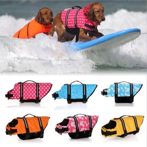 Summer Dog Swimming Vest